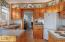 54 NW Salmon St, Yachats, OR 97498 - Entry to dining & kitchen