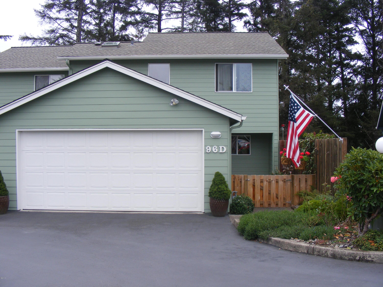 96 NW 33rd Pl, D, Newport, OR 97365 - Exterior