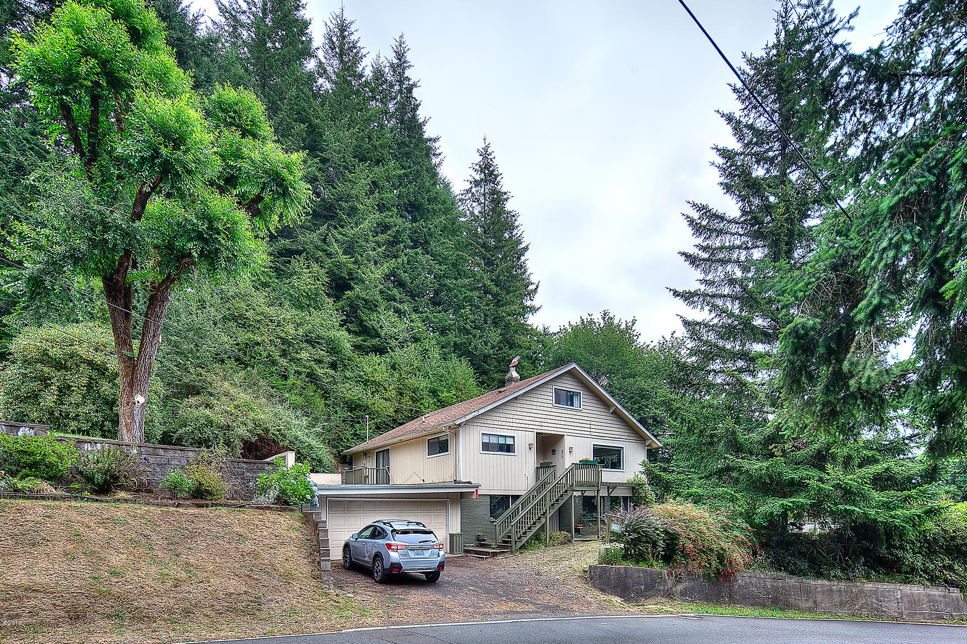 626 Nw Sunset Drive, Toledo, OR 97391 - 626 NW Sunset