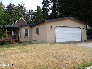335 SE Winchell St, Depoe Bay, OR 97341 - Front Elevation