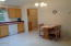 335 SE Winchell St, Depoe Bay, OR 97341 - Kitchen with eating area