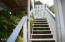 7473 NE Neptune Dr, Lincoln City, OR 97367 - Stairs from Lower Level to Main