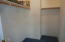 335 SE Winchell St, Depoe Bay, OR 97341 - Mster closet