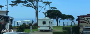 6225 N. Coast Hwy Lot 133, Newport, OR 97365 - View from the coach
