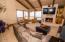 5645 El Circulo Ave, Gleneden Beach, OR 97388 - Vaulted Beam Ceilings