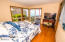 5645 El Circulo Ave, Gleneden Beach, OR 97388 - Master With a View on Main Level
