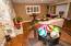 5645 El Circulo Ave, Gleneden Beach, OR 97388 - Wood Fireplace