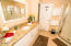 5645 El Circulo Ave, Gleneden Beach, OR 97388 - Downstairs Bath with Granite Counters