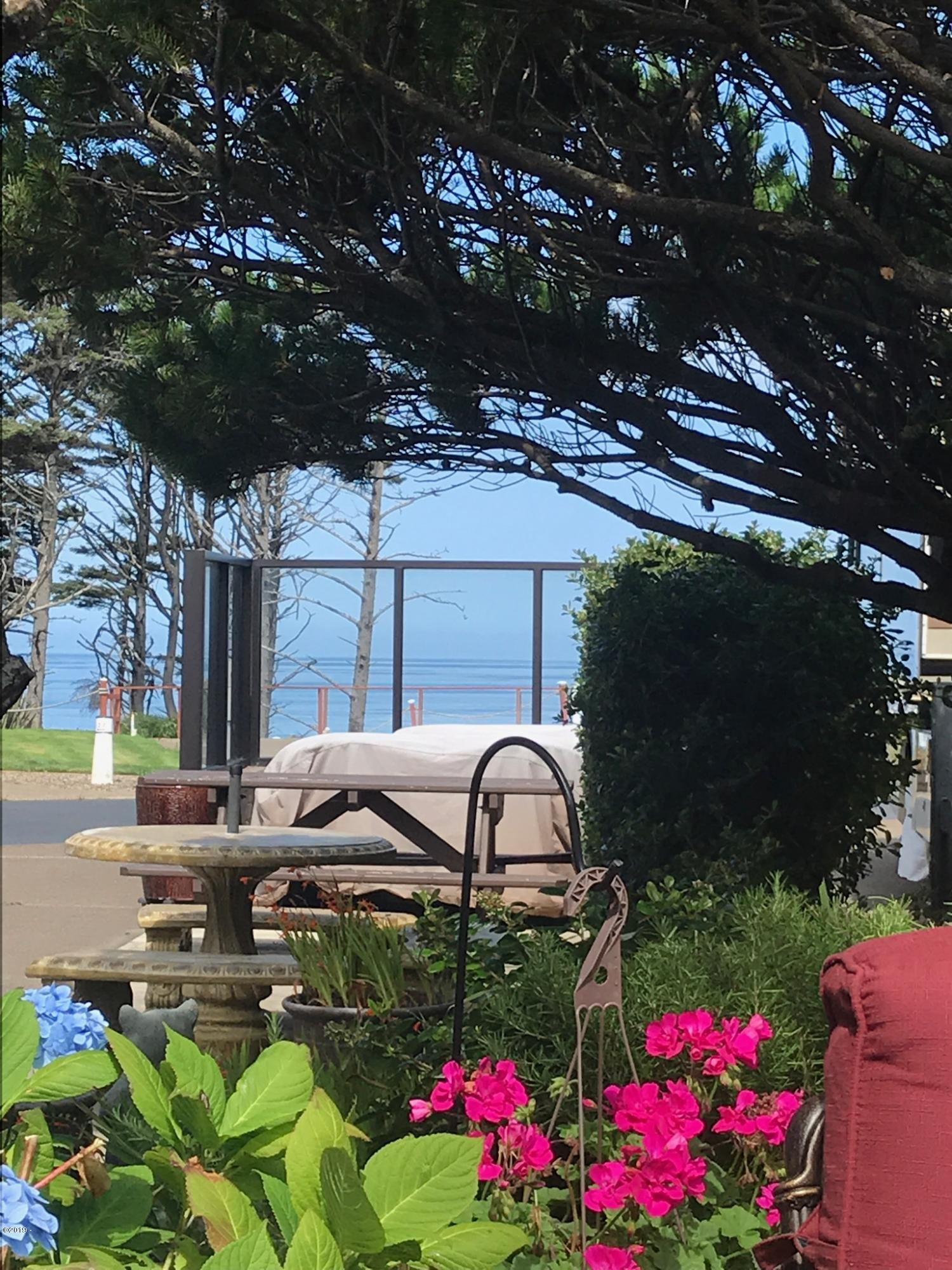 6225 N Coast Hwy 51, Newport, OR 97365 - View from seating area