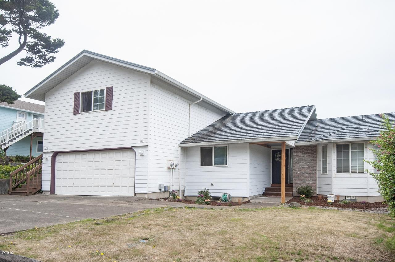 3553 SE Dune Ave., Lincoln City, OR 97367 - Front of Home