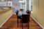 93 Oceanview St, Depoe Bay, OR 97341 - Dining Area