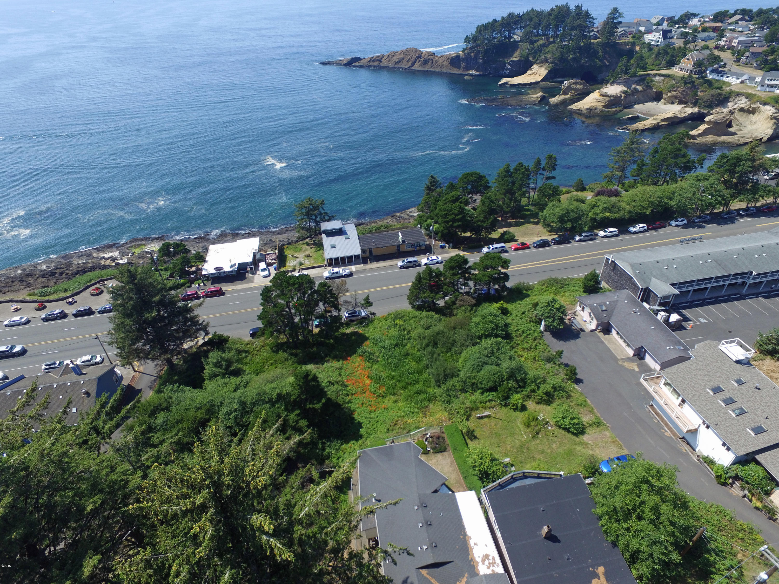 LOT 2800 Williams, Depoe Bay, OR 97231 - 3
