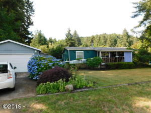 2416 N Chinook, Otis, OR 97368 - Front