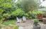 245 SW Shining Mist, Depoe Bay, OR 97341 - Back courtyard