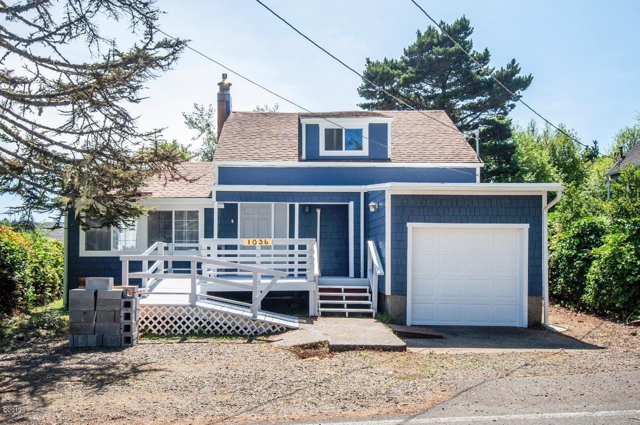 1036 SW 12th St, Lincoln City, OR 97367 - 1036 SW 12th Street Lincoln City Front o