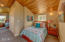 65 SW 100th Ct, South Beach, OR 97366 - upper sleeping area