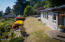 341 Spruce Ave, Yachats, OR 97498 - Front yard