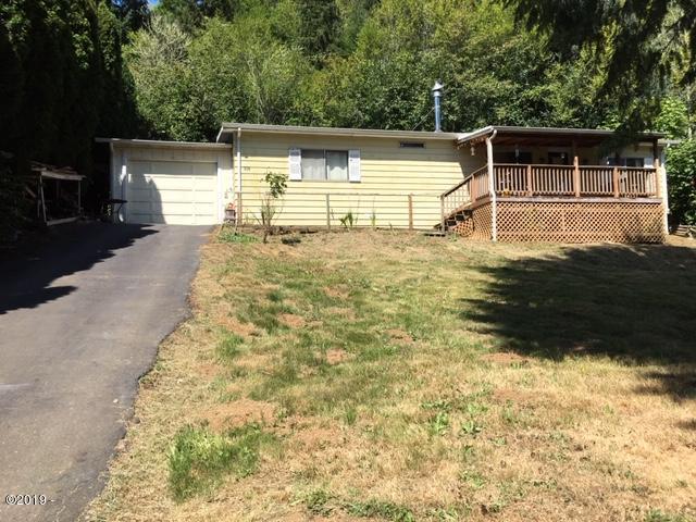 659 N Overlook Loop, Otis, OR 97368 - Front of Home