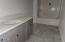 15 Big Tree Rd, Gleneden Beach, OR 97388 - Lower level bathroom