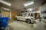 341 Spruce Ave, Yachats, OR 97498 - Finished Garage
