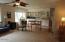 6117 NE Mason Avenue, Yachats, OR 97498 - Living rm to kitchen
