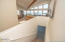 5845 El Mar Ave, Gleneden Beach, OR 97388 - Stairwell to Lower Level