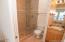 5845 El Mar Ave, Gleneden Beach, OR 97388 - Large Shower in Master