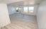 5845 El Mar Ave, Gleneden Beach, OR 97388 - Hallway leading to 2bdr & Bath