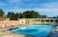 330 El Pino Ave, Lincoln City, OR 97367 - View from deep end of pool