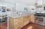 330 El Pino Ave, Lincoln City, OR 97367 - Kitchen - View out toward great room