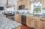330 El Pino Ave, Lincoln City, OR 97367 - Kitchen - granite w/ SS appliances