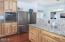 330 El Pino Ave, Lincoln City, OR 97367 - Kitchen - View toward dining room