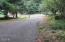 7985 NE Park Ln, Otis, OR 97368 - Drive way