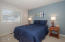 6521 NE Neptune Dr, Lincoln City, OR 97367 - Upstairs Master Bedroom - View 1