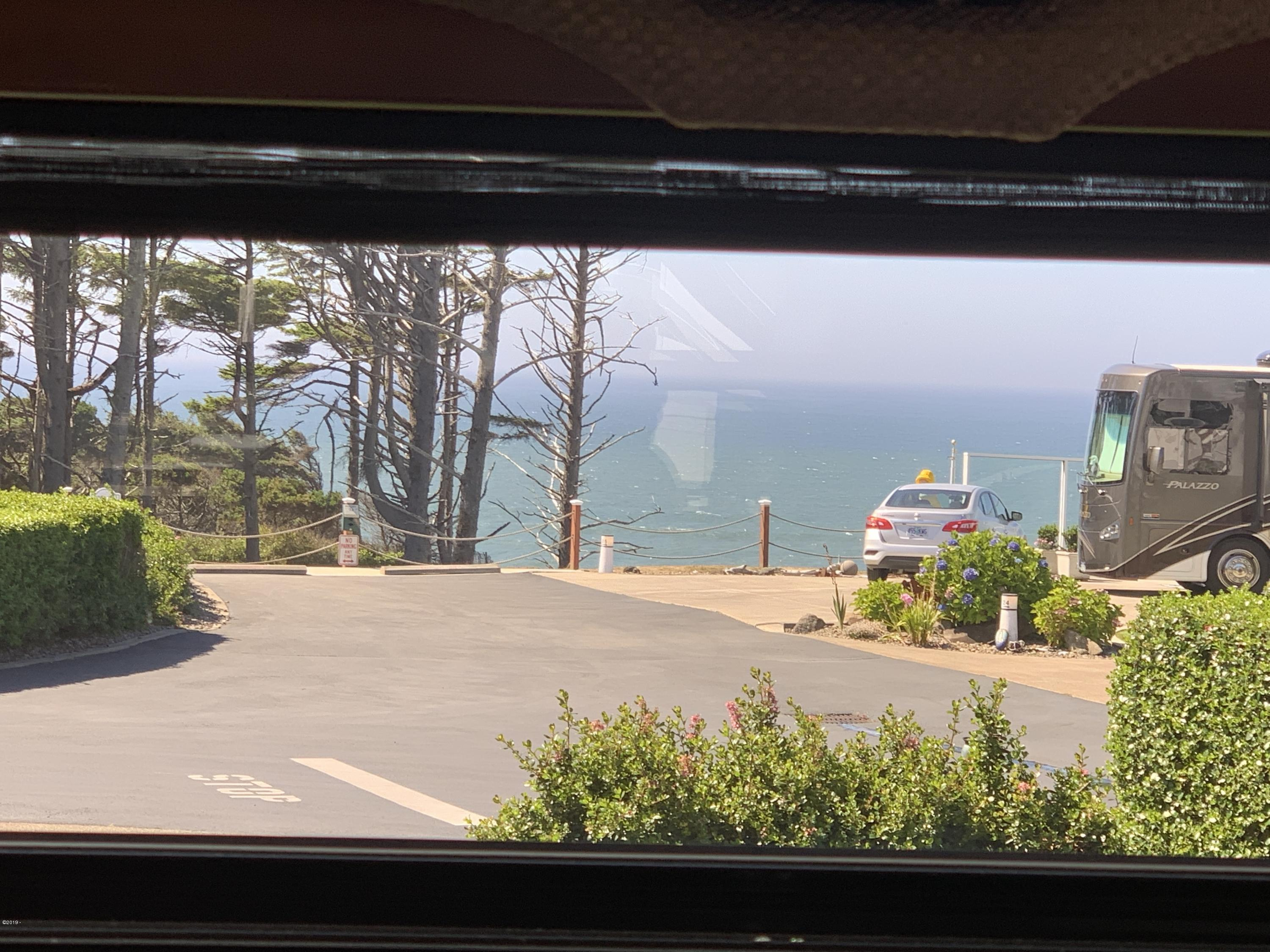 6225 N. Coast Hwy Lot 50, Newport, OR 97365 - View from the coach