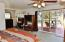 5623 SW Neal Ave, Waldport, OR 97394 - Master Bed Room w/Private Deck