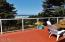 5623 SW Neal Ave, Waldport, OR 97394 - Master Bed Room Ocean View Deck
