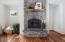 7380 Elderberry Lane, Pacific City, OR 97135 - Wood Burning Fireplace