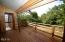 758 NW Cottage St, Newport, OR 97365 - Back deck perfect for entertaining