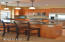 1125 NW Spring St, B-302, Newport, OR 97365 - Kitchen Breakfast Bar
