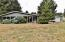 286 NE Evergreen Ln, Yachats, OR 97498 - Covered Porch from side yard
