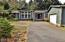 286 NE Evergreen Ln, Yachats, OR 97498 - View from Driveway