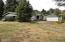 286 NE Evergreen Ln, Yachats, OR 97498 - View from side yard