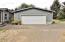 286 NE Evergreen Ln, Yachats, OR 97498 - Detached Dbl Garage w/attic storage