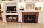 286 NE Evergreen Ln, Yachats, OR 97498 - Gas Fireplace