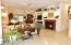 286 NE Evergreen Ln, Yachats, OR 97498 - Entry to Great Room
