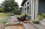 286 NE Evergreen Ln, Yachats, OR 97498 - Entry Landscaping