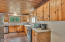 163 E Blueback Ln, Tidewater, OR 97390 - Kitchen
