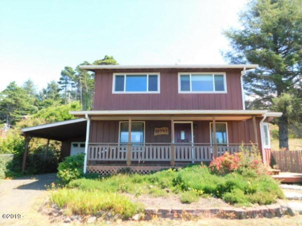 10747 NW Crane St, Seal Rock, OR 97376 - front