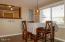 1061 NE Douglas St, Newport, OR 97365 - Dining area